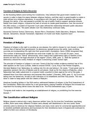 "teaching religion in public schools essay Religion in the public schools ""families entrust public schools with the education of the danger of student religious coercion in public schools resulting."