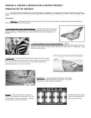 Lesson 4-Create a Design for a simple Project.docx