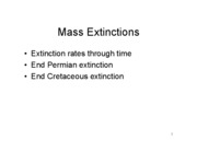 Lecture_18_Mass_extinctions