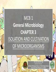 Chapter 3. Isolation and Cultivation of Microorganisms DPO.pdf