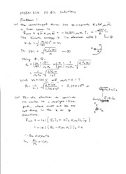 HW solutions