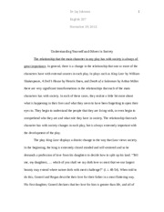 a doll s house documents course hero research paper 1