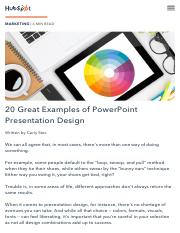 20 Great Examples of PowerPoint Presentation Design.pdf