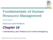 ch14_Labor Relations