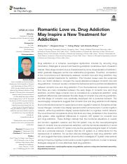 Romantic Love vs. Drug Addiction May Inspire a New Treatment for Addiction.pdf