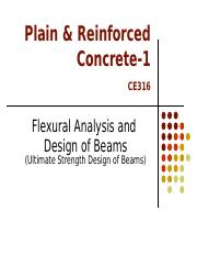 Lec-10-Flexural Analysis and Design of Beamns.ppt