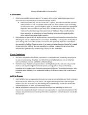 Ecological Stakeholders in Construction.docx