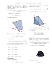 17. Double Integrals-solutions
