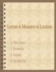 L4 Measures of Location.ppt