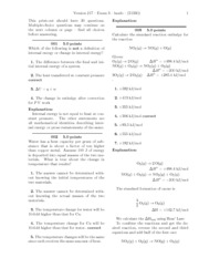 Chem Exam 3-solutions