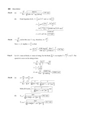 488_Physics ProblemsTechnical Physics