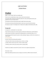completed Light and Matter - Guided Notes.docx