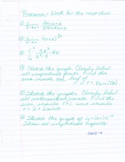 Math 112  Notes Day 14