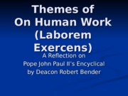 On Human Work-Discussion rev2