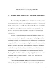 1_Introduction_to_Economic_Impact_Studies