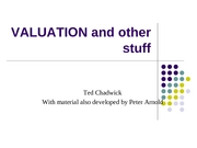 #5 Valuation Basics