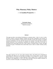 Monetary+policy+Transmsiion