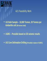 Geology Feasibility work.PPT