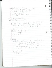 Differential Equations Class Notes Chapter 3