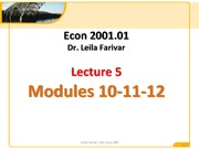 2001 Lecture 5