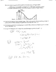 Calculating Speed and Mechanical Energy Test