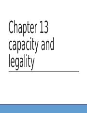 Chapter 13 legality and capacity.pptx