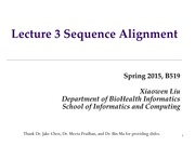 Lecture3_Jan29_Sequence_Alignment