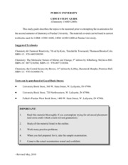 116 Test Out Study Guide (Feb 2010)