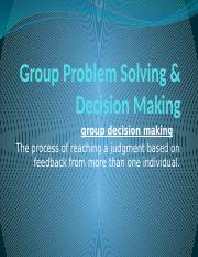Group_Problem_Solving___Decision_Making_.pptx