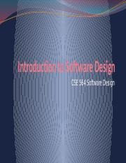 1. Introduction to Software Design - 160105.pptx