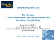 Leopold+D_June+10+2015_+EU+Energy+policy