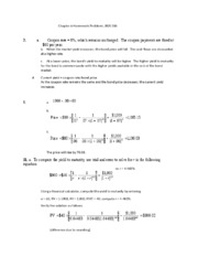 Solutions to Chapter 6 Homework