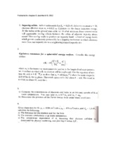 PHY 342 chapter8-problems