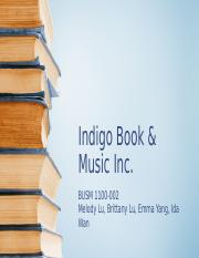 Indigo Book & Music Inc..pptx