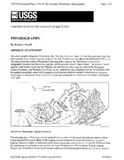 USGS KY Physiography