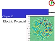 chapter25_Electric_Potential