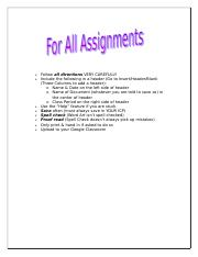 For all assignments.doc