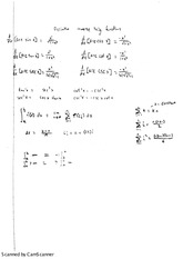 inverse function  notes