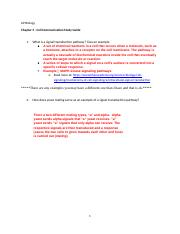 Chapter 5 -Cell Communication Study Guide Answer Key.docx