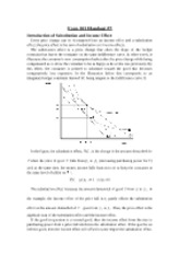 Handout 7 with solution