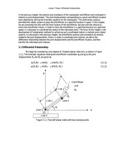 Lecture 7 Notes Differential Relationships
