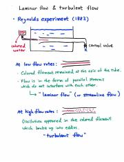 22-Reynolds experiment