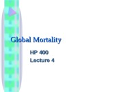4-global mortality C4