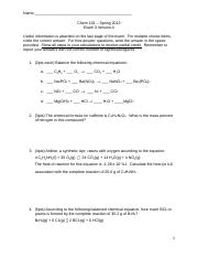 Page 3 CHEM .docx - Part A Part Complete Balance The Chemical Reaction  Equation P4(s Cl2(g)PCl5(g Enter The Coefficients In Order Separated By    Course Hero