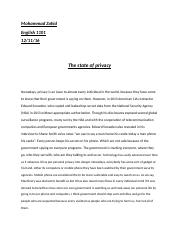Mohammad Zahi1 reasearch paper