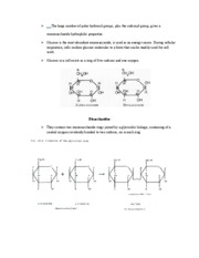 Ch 3 Carbon Atoms and Molecules Rutgers bio 101 pg 3