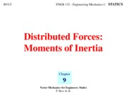 9-Statics Students-Moments of Inertia