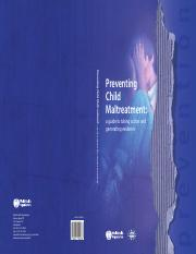WHO_Prenenting child maltreatment_a guide to taking action & generating evidence_2006