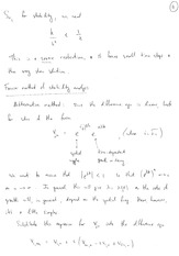 CHE 150 Mass Transfer Equilibrium Notes