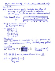 Homework 6 Solution on Fundamentals of Arithmetic